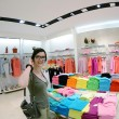 Woman in shopping — Stock Photo #13269687