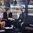 Business in a meeting at office — Stock Photo #13269824