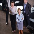 Business group — Stock Photo #13269875