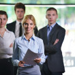 Business group — Stock Photo #13269879