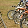 Motocross bike - Stock Photo