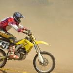 Motocross bike — Stock Photo #13555101