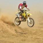 Motocross bike — Stock Photo #13555356