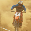 Motocross bike — Stock Photo #13681659
