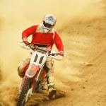 Motocross bike — Stock Photo #14065527