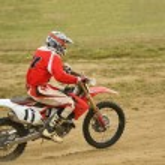 Motocross bike — Stock Photo #14065685