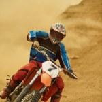 Motocross bike — Stock Photo #14066625