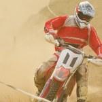 Motocross bike — Stock Photo #14067640