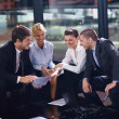 Business making deal — Stock Photo #14447655