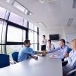 Business making deal — Stock Photo #14449019