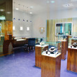 Jewelry store indoors — Stockfoto