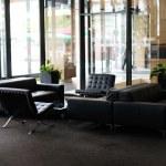 Luxury hotel lobby — Stock Photo #16941415