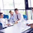 Business in a meeting at office — Stock Photo #16941977