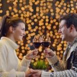 Romantic evening date — Stock Photo #19893663