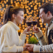 Romantic evening date — Stock Photo #19897095