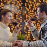 Romantic evening date — Stock Photo #19899755