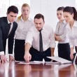 Business group — Stock Photo #21838007