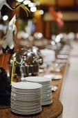 Buffet food — Stock Photo