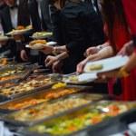 Buffet food — Stock Photo #25711097