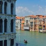 Venice, View from Rialto Bridge. Italy. — Stock Photo #33741997
