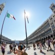 San Marco square. Venice Italy. — Stock Photo
