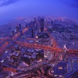 Dubai skyline — Stock Photo #33836597