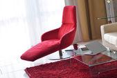 Chaise de salon moderne — Photo