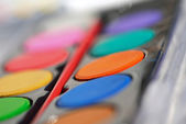 Paint set — Stock Photo