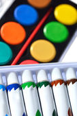 Paint set — Stock Photo