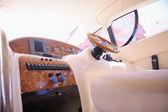 Bellissimo yacht — Foto Stock