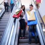 Couple shopping — Stock Photo #45257709