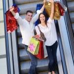 Couple shopping — Stock Photo #45266853