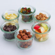 Nuts and dry fruits mix — Stock Photo #49341845