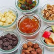 Nuts and dry fruits mix — Stock Photo #49341869