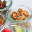 Nuts and dry fruits mix — Stock Photo #49341877
