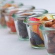 Nuts and dry fruits mix — Stock Photo #49341903