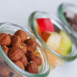 Nuts and dry fruits mix — Stock Photo #49341929