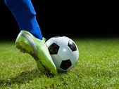 Fußballer — Stockfoto