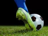 Soccer player — Zdjęcie stockowe