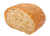 Half of bread — Stock Photo