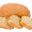 Small loafs of bread - Stock Photo