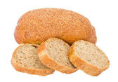 Small loafs of bread — Stock Photo