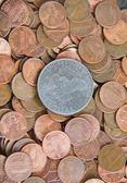 Paraları — Stok fotoğraf