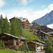 Stock Photo: City Zermatt
