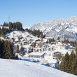 Winter in alps — Stock Photo #17379975