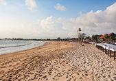 Jimbaran beach — Stock Photo