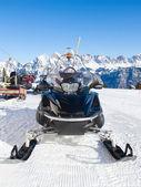 Snowmobile — Stock Photo