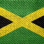 Flag of Jamaica — Stock Photo #11801155