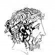 Dionysos — Stock Photo
