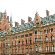 St. Pancras railway station — Stock Photo #14029922